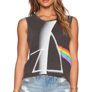 CHASER Pink Floyd Eclipse Tank Top Small